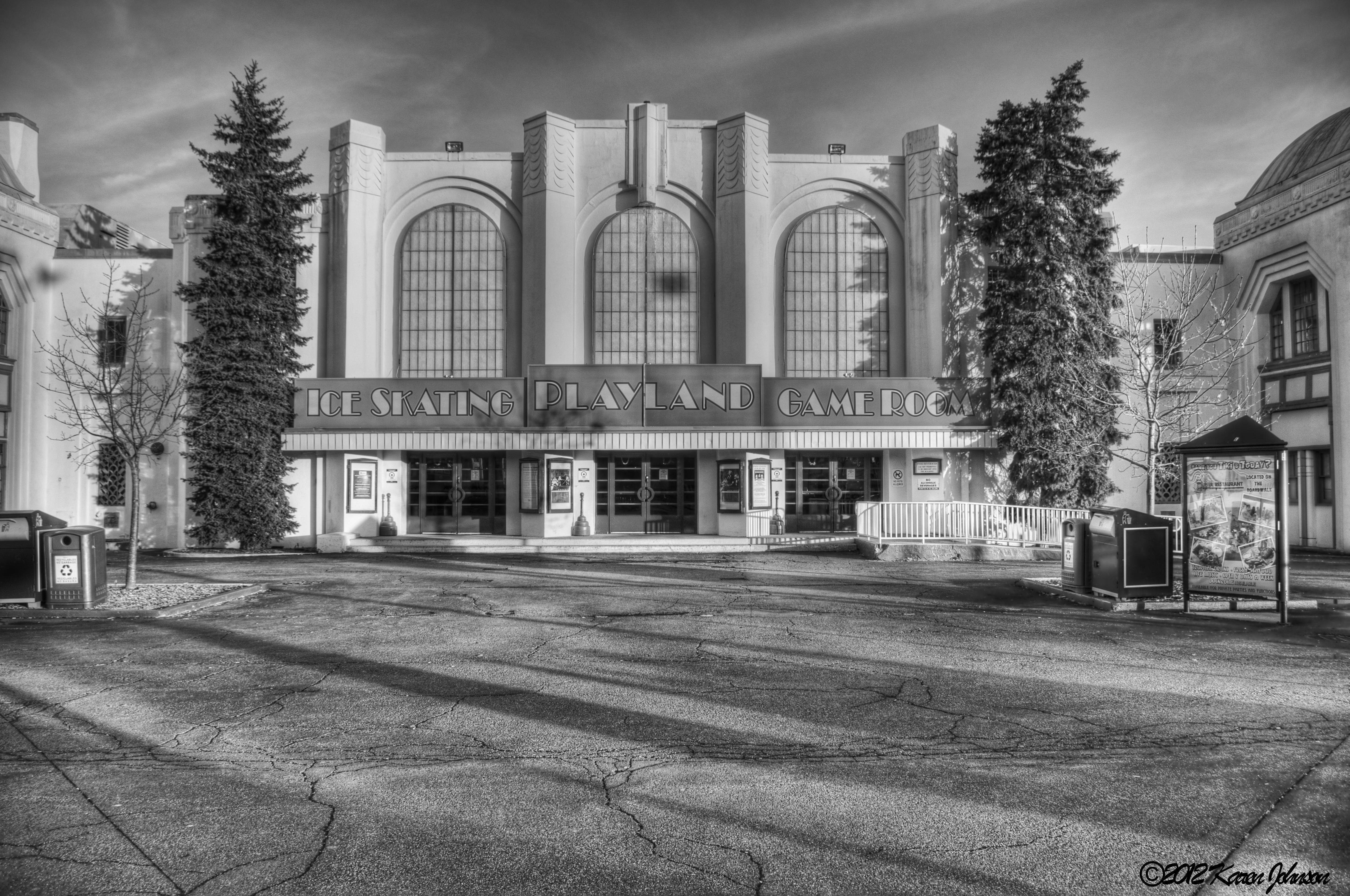 Rye ice casino playland