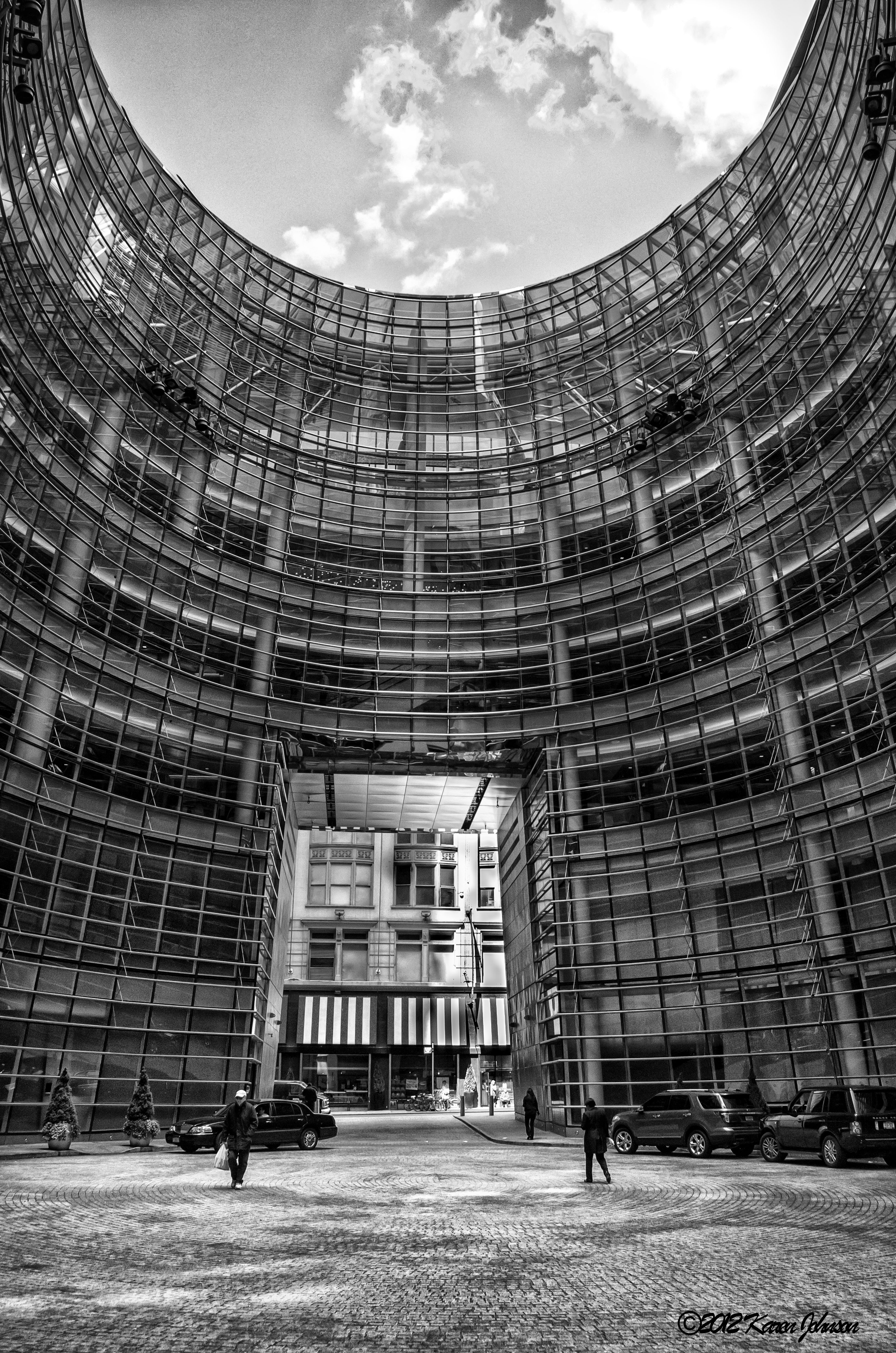 The bloomberg tower karen johnson a photographic life for Bloomberg tower one beacon court
