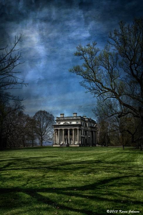 Vanderbilt Mansion 1