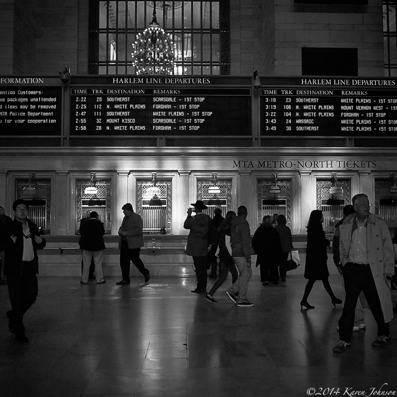 Grand Central Station 3Fuji x100s Holmesburg & NYC Street11242