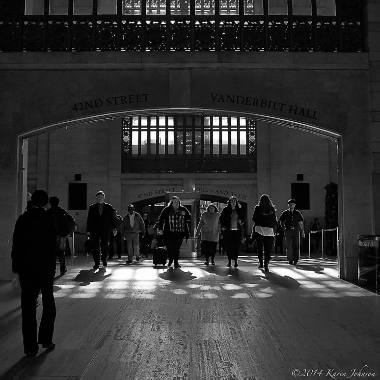 Grand Central Station Fuji x1002