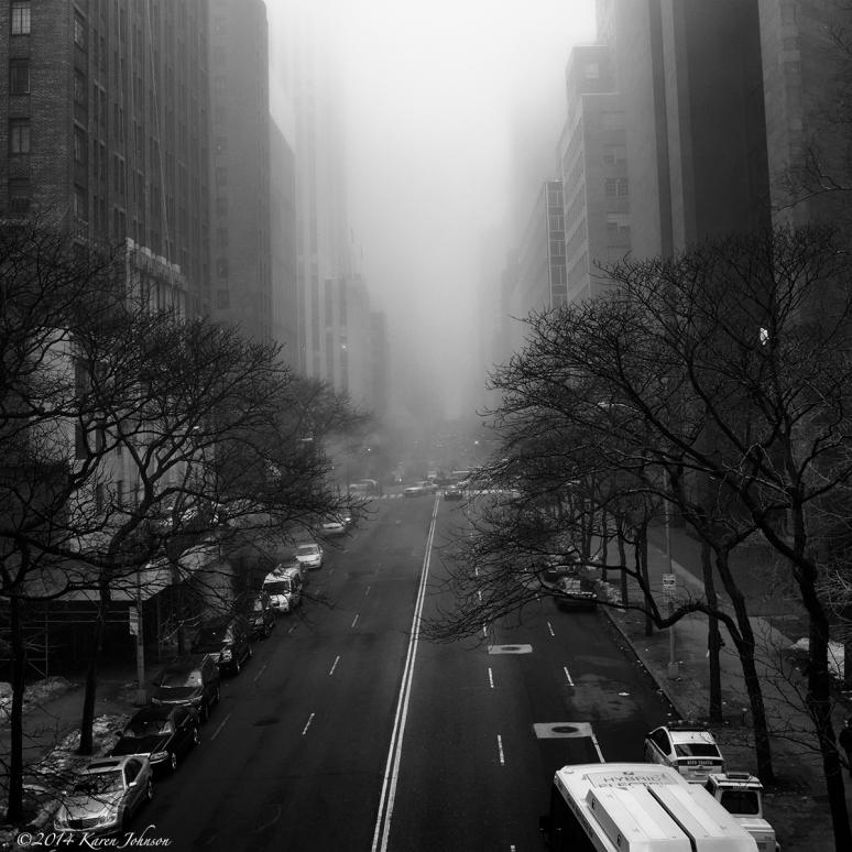 NYC Fog 2