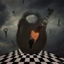 checkerboard cloudgirl
