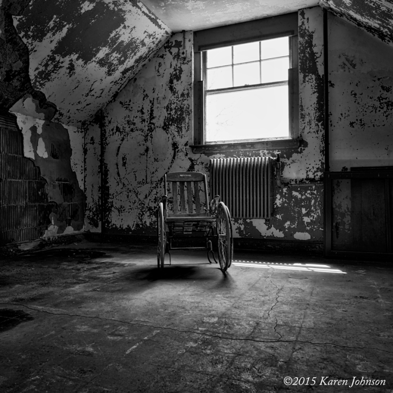 Pennhurst-Wheelchair
